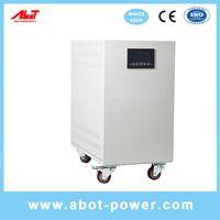 ABOT Servo Motor Dry Type AVR AVS Three Phase Voltage Regulator 50KVA thumbnail image