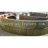 Cement shell Girth Gear Rotary kiln girth gear