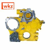 Guangzhou Factory Sale S6K Engine Oil Pump E200B 5I-7948