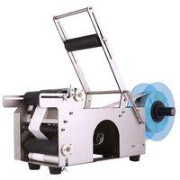 MT-50 semi automatic round bottle tagging machine labeling machine
