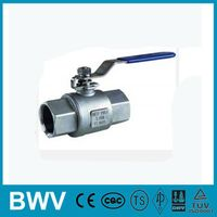 2PC Ball Valve Threaded Ends PN63 DIN3202-M3