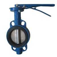 wafer type concentric butterfly valve thumbnail image