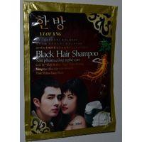 Ylofang Fast Balck Hair Shampoo