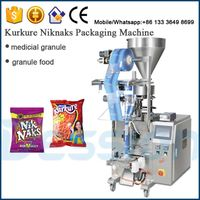Small cup dosing system for Niknaks package solution thumbnail image