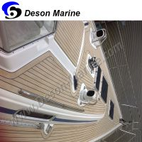 Customized Synthetic teak pvc boat decking thumbnail image