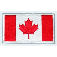 Embroidery Banner Flag Patch