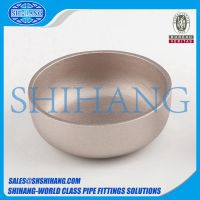 copper nickel cuni 90/10 c70600 end cap