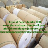 Thermal Paper Jumbo Roll