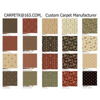 China lobby carpet, China dining room carpet, China custom carpet factory