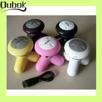 Handheld Vibrating Mini USB Body Massager thumbnail image