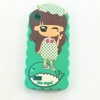 Cute Girl phone case for iphones