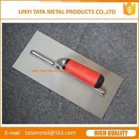 plastering trowel with carbon steel blade thumbnail image