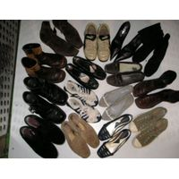package of original shoes, mix - 1,850 KG