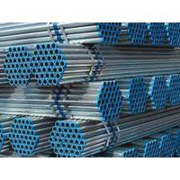 hotsale STK 400 scaffolding tube/galvanized scaffolding steel pipe