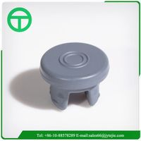 20mm butyl rubber stopper of freeze-dry bottles 20-D2