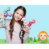 Interactive Baby Monkey ,Little Happy Monkey Best for Children Gift