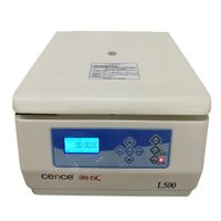 PRP Centrifuge - L500 with 16x15ml swing rotor