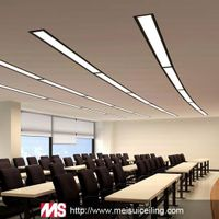 Non-paper Gypsum Board Special In Suspended Ceiling & Wall (partition)