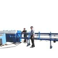 Heavy duty Rebar Bending Machineeel bar cutter and bender machine. thumbnail image