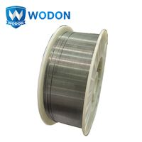 Wodon chromium carbide hardfacing flux core wire thumbnail image