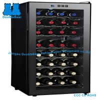Red wine freezer, wine display refrigerator, red wine cooler showcase