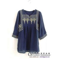 Ladies Embroidered Blouse 988