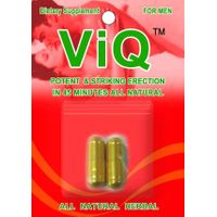 ViQ penis drug-Libido for man,Natural formula,private label,blister pack,12 capsules for US6.65