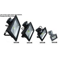 New Design 50w LED Flood Light with Motion PIR Sensor SAA CE ROHS approved