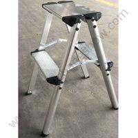 Double Side Aluminum Step Ladder Stool thumbnail image