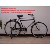 """26""""old stylebicycle"""
