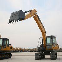 Medium 15Ton 4-cylinder Crawler Digger Excavadora RC Excavator cumins used in earth and stone works