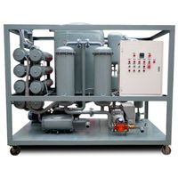 BYD-200 Two-Stage Vacuum Oil Purifier 12000L/H thumbnail image