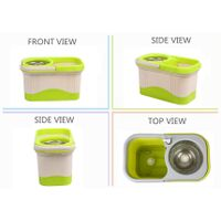 KXY-FT Double color spin mop 360 thumbnail image