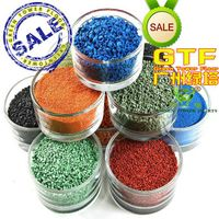Colorful Recyclable EPDM Rubber Granules thumbnail image