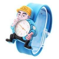 Funny Cartoon Character Children Digital Watches
