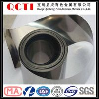 best price gr2 thin titanium plate in coil