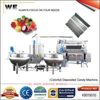 (Colorful)Deposited Candy Machine(K8019010)