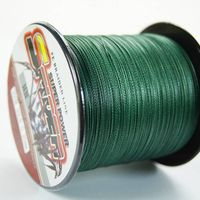Braid Fishing Line SPIDER Japanese Material 300M 4 Strands Multifilament PE Floating Mainline