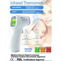 FZK801 NON CONTACT INFRARED THERMOMETER