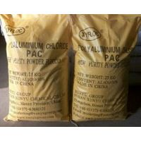 PAC Polyaluminium Chloride 28%-30% with Light Yellow Colour for Water Treatment