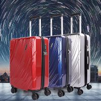 Newcom high quality business travel airport brand luggage trolley case suitcase luggage sets
