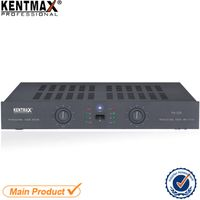 PA-220 Made in china 100 watts professional sound system dj stereo karaoke power amplifier