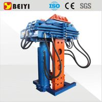 BEIYI sheet pile hammer hydraulic pile extractor vibrate pile pulling machine for all H sheet pile