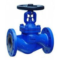 Bellow Sealed Globe Valve, Cast Steel, OS&Y