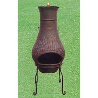 outdoor chimneas