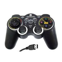 PC wired vibration game controller (U-903) thumbnail image