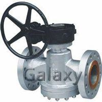 Plug valves, sealant injection system on body and stem thumbnail image