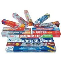 Aluminum foil rolls kitchen foil ,household foil rolls