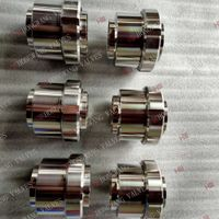 Stainless Steel Sanitary Food Grade Check Valve With Union Connection thumbnail image