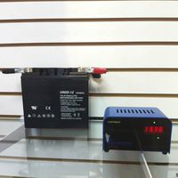 Universal 12V2A Battery Charger